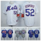 Yoenis Cespedes 2015 New York Mets #52  Replica Baseball Jersey Multiple styles