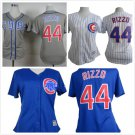 Women's Anthony Rizzo  Chicago Cubs #44 Replica Baseball Jersey Multiple styles