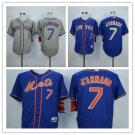 Travis d'Arnaud  New York Mets #7  Replica Baseball Jersey Multiple styles