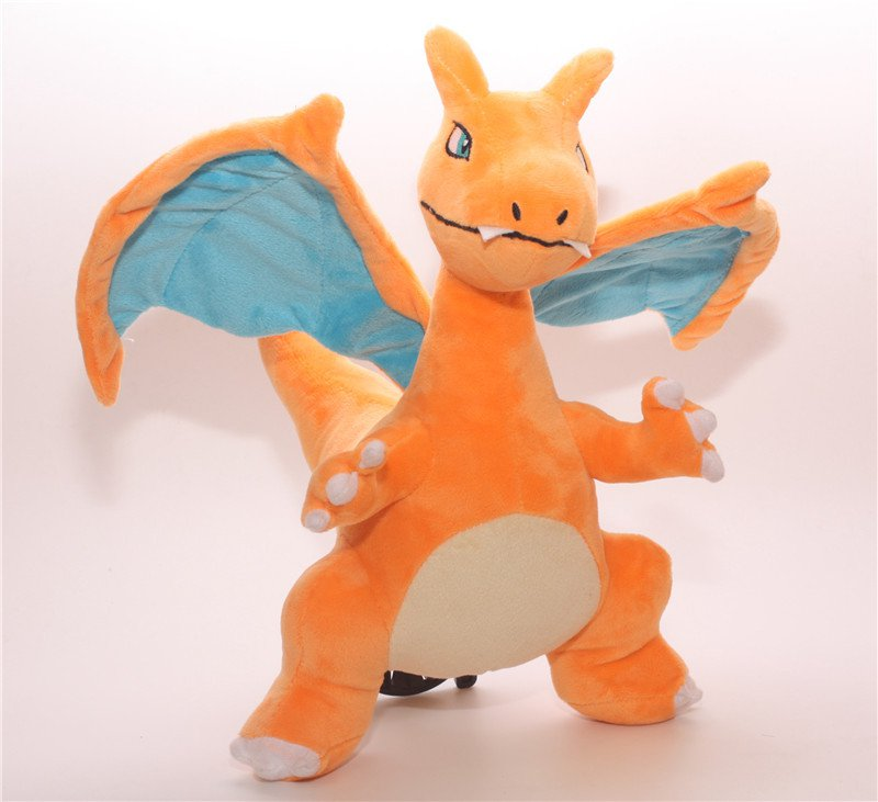 New Pokemon Charizard Plush Toy! Approx 11 inches
