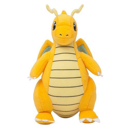 New Pokemon Dragonite Plush Toy! 9 inches!