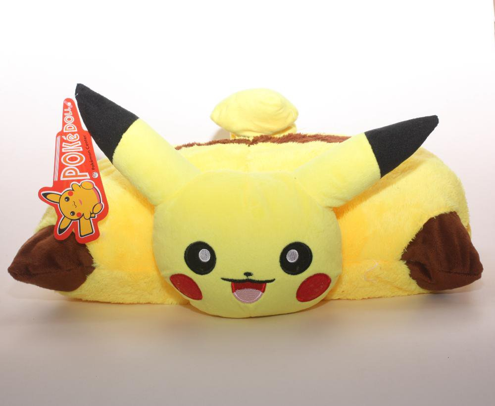 New Pokémon Pikachu Pillow Pet Plush!! Approx 17 inches!