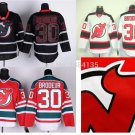 Martin Brodeur New Jersey Devils #30 Replica Hockey Jersey Multiple styles
