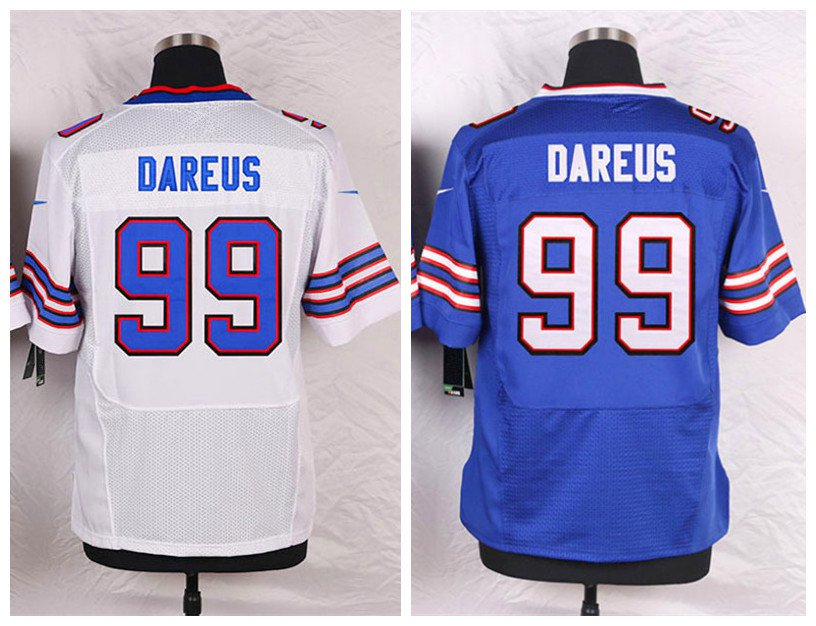 Marcell Dareus #99 Buffalo Bills Replica Football Jersey Multiple Styles