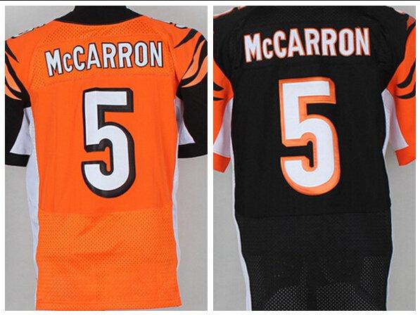 AJ McCarron #14 Cincinnati Bengals Replica Football Jersey Multiple Styles