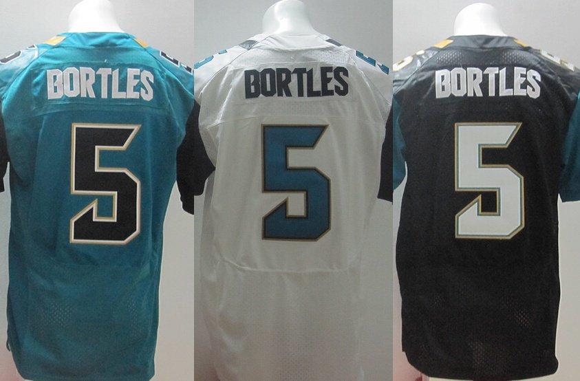 Blake Bottles #5 Jacksonville Jaguars Replica Football Jersey Multiple Style