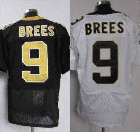 Drew Brees #9 New Orleans Saints Replica Football Jersey Multiple Styles