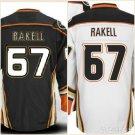 Rickard Rackell #67 Anaheim Ducks Replica Hockey Jersey Multiple Styles