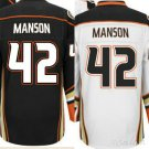 Josh Manson #42 Anaheim Ducks Replica Hockey Jersey Multiple Styles