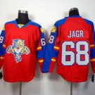 Jaromir Jagr #68 Florida Panthers Replica Hockey Jersey Multiple Styles