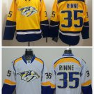 Pekka Rinni #35 Nashville Predators Replica Hockey Jersey Multiple Styles