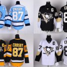 Sidney Crosby Pittsburg Penguins #87 Replica Hockey Jersey Multiple styles