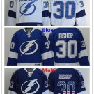 Ben Bishop #30 Tampa Bay Lightning Replica Hockey Jersey Multiple styles