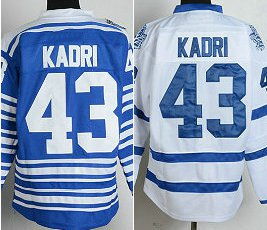 Nazem Kadri #40 Toronto Maple Leafs Replica Hockey Jersey Multiple styles