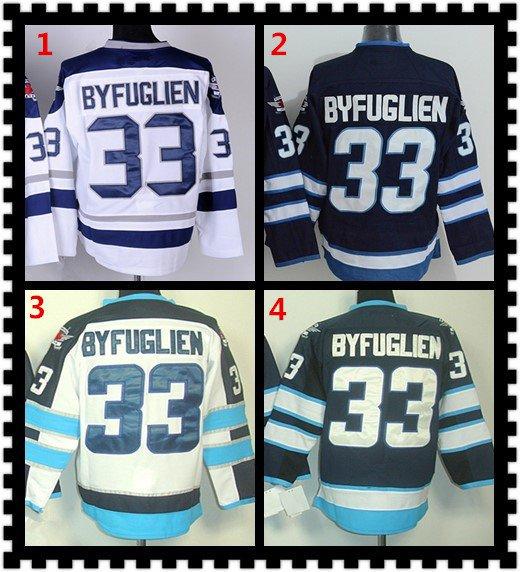 Dustin Byfuglien #33 Winnipeg Jets Replica Hockey Jersey Multiple styles