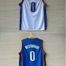 Russell Westbrook #0 Oklahoma City Thunder  Replica Basketball Jersey Multiple Styles