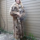 Brown Fox Fur Full Length (#02)