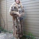 Brown Fox Fur Full Length (#02)