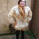 Red Fox Fur Jacket (#62)