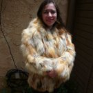 Red Fox Fur Jacket (#64)