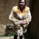 Red Fox Fur Jacket (#69)