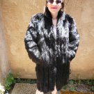 Black Fox??  Fur Coat (#79)