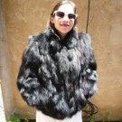 Black Fox?  Fur Jacket (#81)