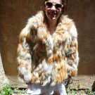 Red Fox Fur Jacket (#85)