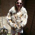 Red Fox Fur Jacket (#88)