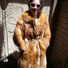Red Fox Fur Jacket (#94)