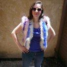 Maribou Feather Vest (#96)