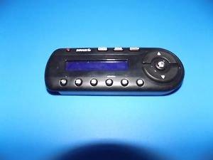 SIRIUS XM SATELLITE RADIO REPLACEMENT RECEIVER MODEL S12