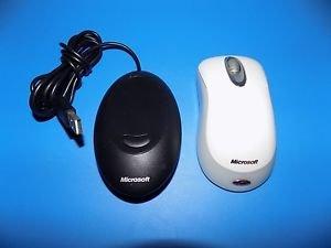 Microsoft Wireless Optical Mouse w/ Receiver WHITE