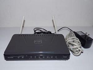 D-Link DIR-628 RangeBooster 54 Mbps 4-Port 10/100 Wireless N Router