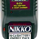 NIKKO 6V NiCd BATTERY & CHARGER