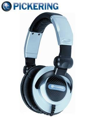 PICKERING FOLDING STEREO HEADPHONES