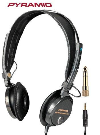 PYRAMID DIGITAL STEREO HEADPHONES