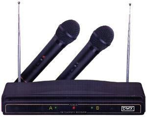 DMX PROFESSIONAL WIRELESS MICROPHONE