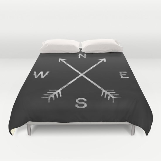 COMPASS DUVET COVERS for FULL SIZE 1McDds5