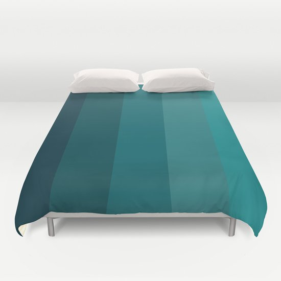 TURQUOISE COLOR DUVET COVERS for FULL SIZE 1FDICc9