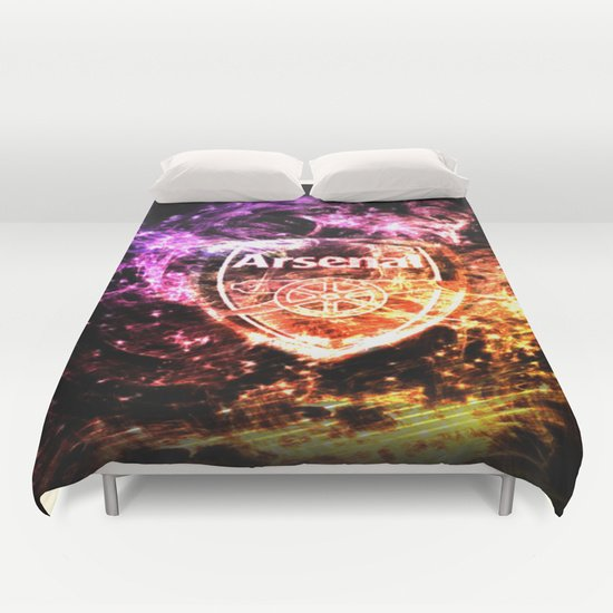 ARSENAL  DUVET COVERS for FULL SIZE 1OESHaL