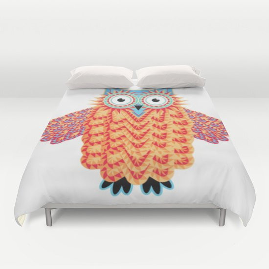 OWL DUVET COVERS for QUEEN SIZE 1GveP5Y