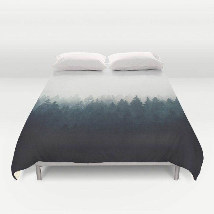 DUVET COVERS A Wilderness Somewhere for QUEEN SIZE 1WQBW1A