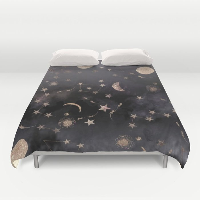 Constellations DUVET COVERS for QUEEN SIZE 1THmq2k