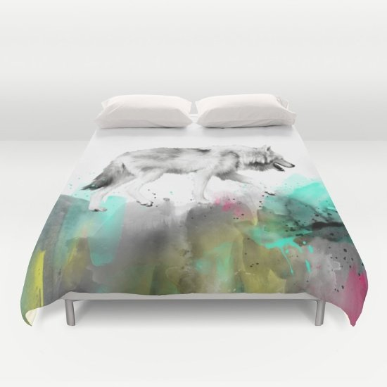 Wild DUVET COVERS for QUEEN SIZE 2fB1uMZ
