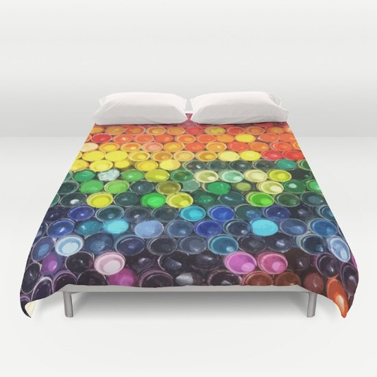Paintbox DUVET COVERS for QUEEN SIZE 2gLP4Hl