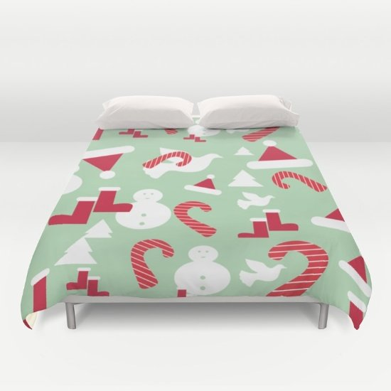 Christmas DUVET COVERS for KING SIZE 2g5I6wH