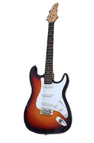 Electric Guitar, Sunburst