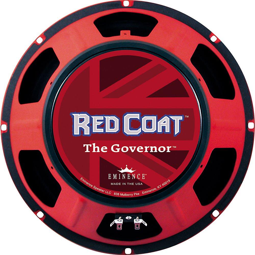The Governor, Eminence® Red Coat Guitar Speaker