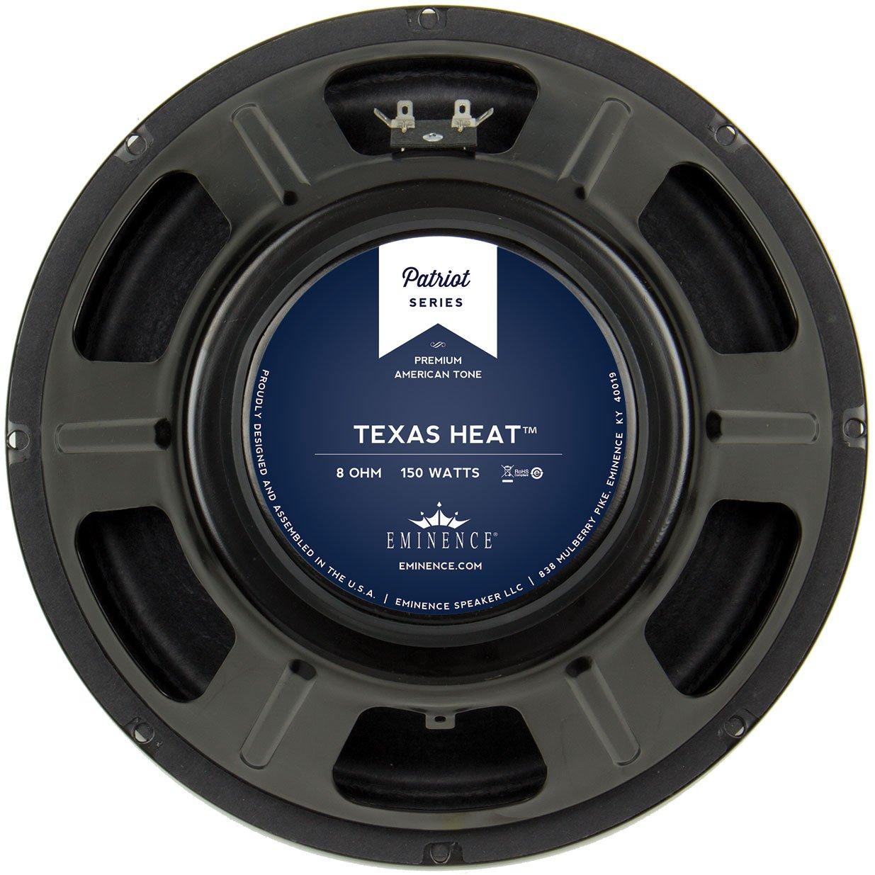 "Eminence Patriot Texas Heat 12"" Guitar Speaker 150W 16 Ohm"